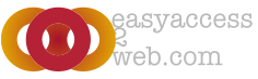 Easyaccess2web.com – création site internet Logo